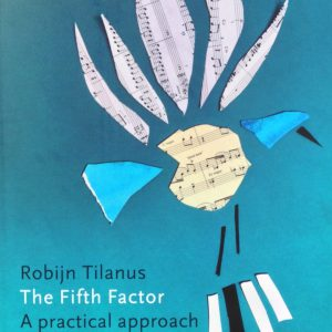 Book on harmony 'The Fifth Factor' - cover