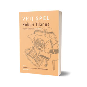Robijn Tilanus Vrij Spel boekomslag