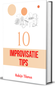 e-book 10 improvisatie tips